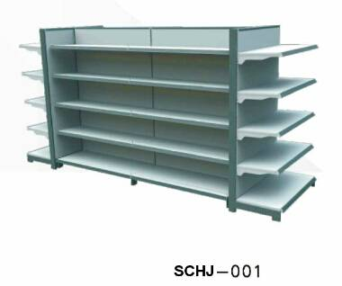 Goods Shelf 5-Layer Display Rack Factory Direct Sale for Super Market/Shops/Store (XJD-SCHJ-001)