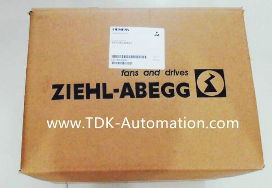 SIEMENS inverter Fans and drives ZIEHL ABEGG made 6SY7000-0AE32