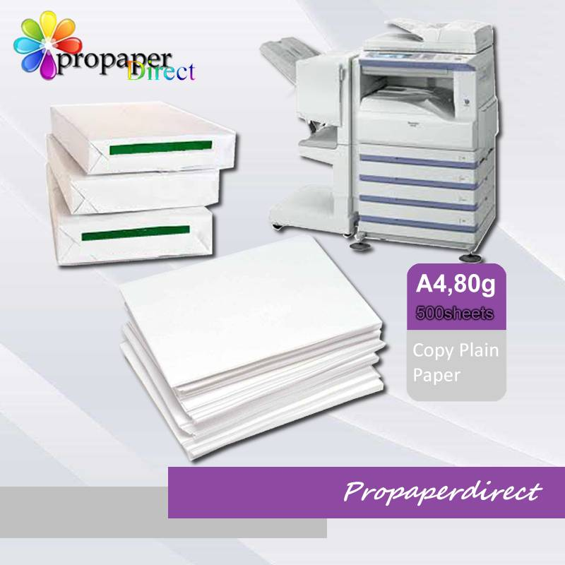 80g A4 office copy paper