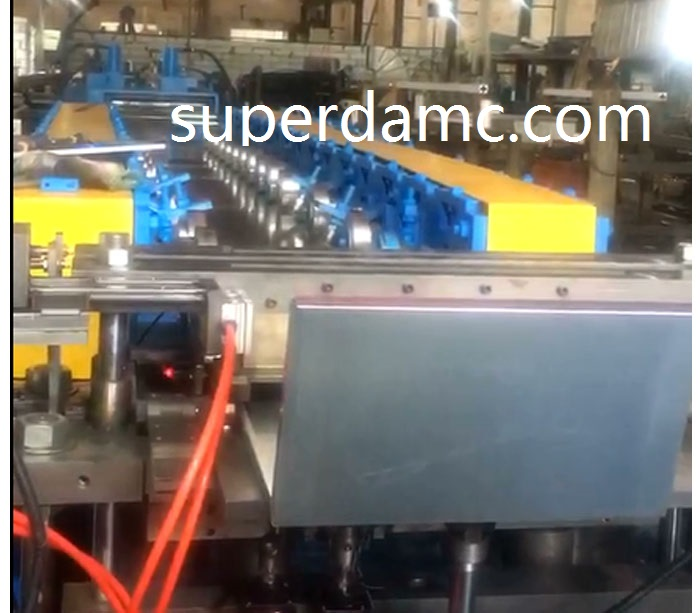 High quality fire hydrant box roll forming machine manufacturer