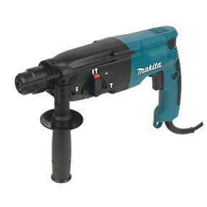 Makita HR2450A/2 2kg SDS Plus Drill with Tool Roll 240V Power Tool