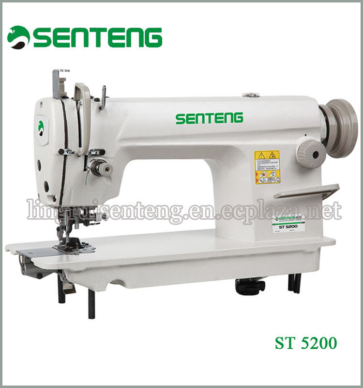 ST-5200 High-speed lockstitch with cutter sewing machine
