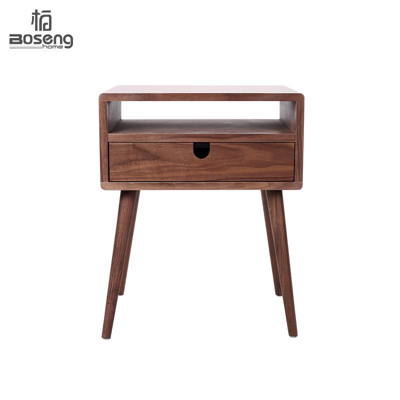 wainut side table