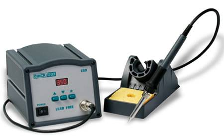 QUICK 203H Soldering station