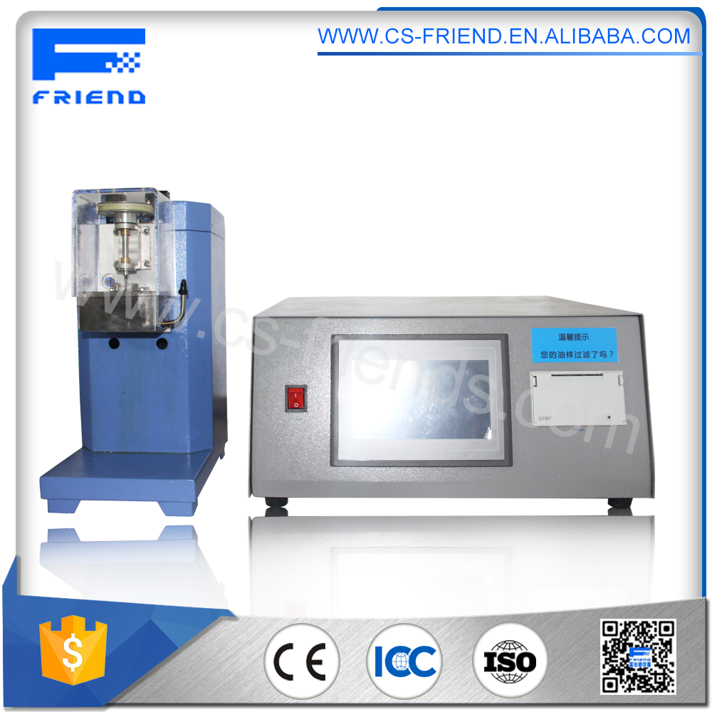 FDH-1401 Automatic engine oil apparent viscosity analyzer (CCS)