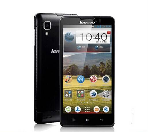 wholesale lenovo p780 big battery 4000mah android 4.2 smart phone gorilla glass quad core