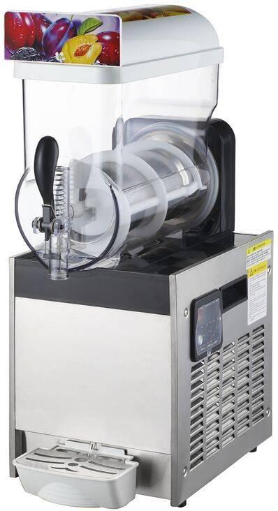 New design slush machine