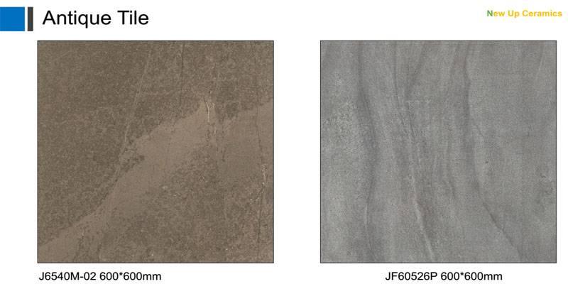 antique concrete look floor tiles