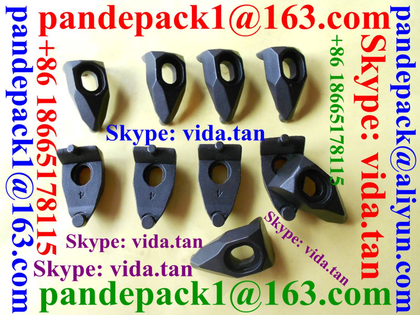 Clamp for Lathe Tool/Insert/CNC Cutting Tool Parts/Accessories/Lathe Tool Parts/CNC Tool Parts/Tools