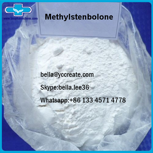 Anabolic Steroid Stenbolone Methylstenbolone for Bodybuilders