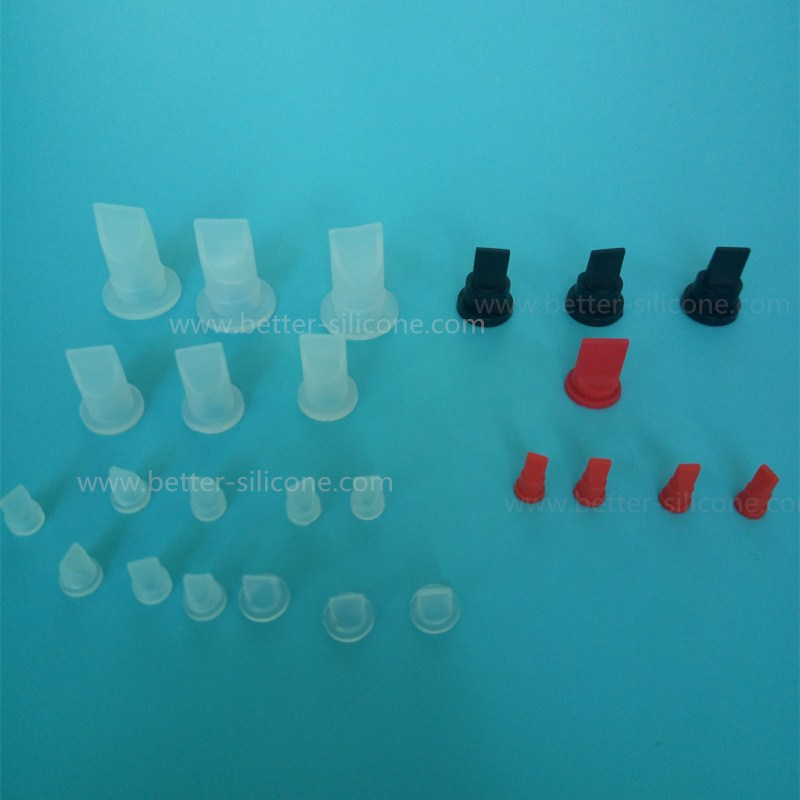 Disposable Custom Medical Silicone Rubber Valve