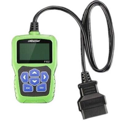 OBDSTAR F102 Automatic Pin Code Reader F102 IMMO Key Programmer