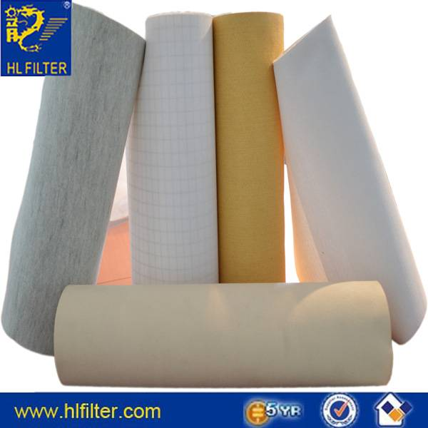 Needle felt / non woven felt compacting Acrylic nonwoven filter cloth
