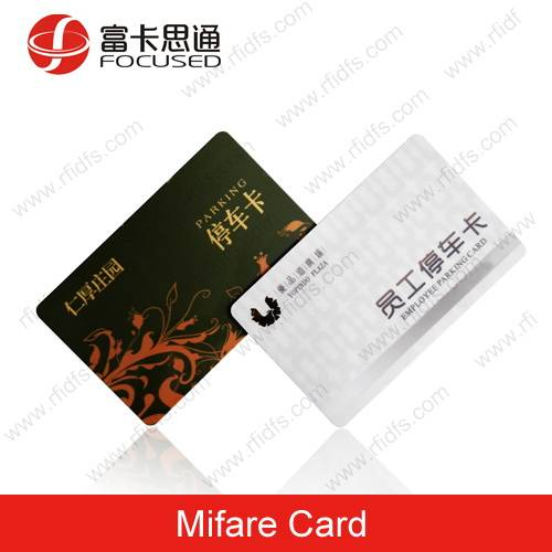 13.56Mhz Smart Access Card