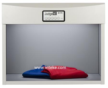 X-Rite Color Light Booth Judge QC
