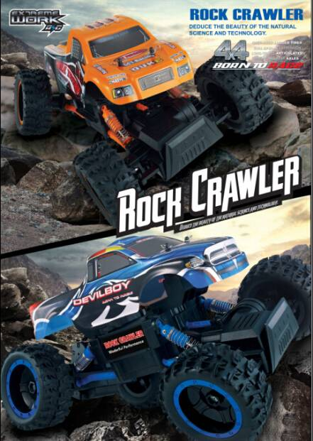 1:10 Rock Crawler