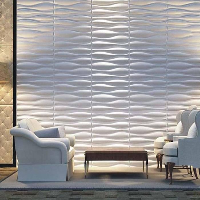 3D Effect Wall Decor Panels 3D Board PVC Wall Panel