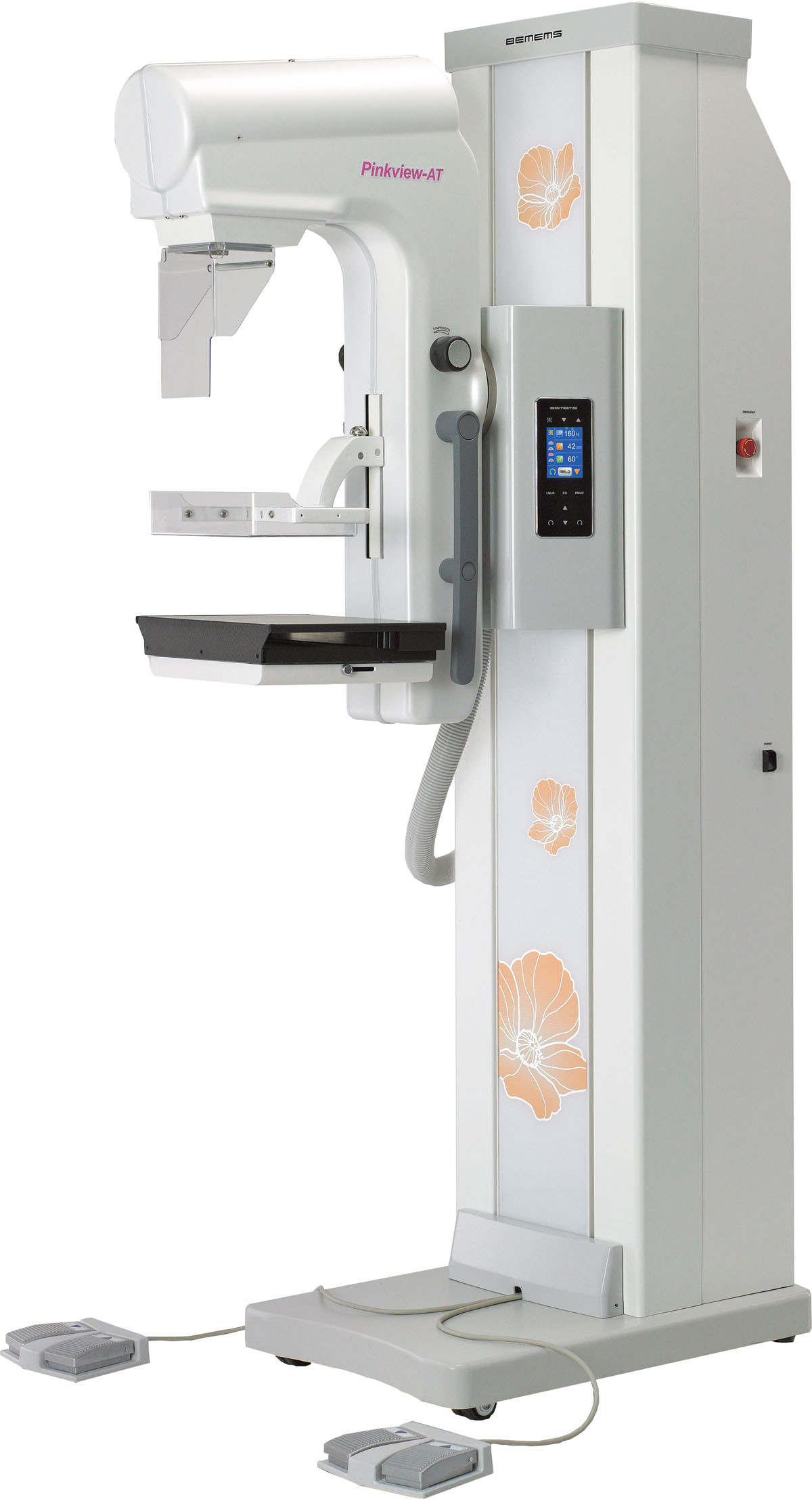 Radiology Equipment, Mammography system, Pinkview-AT