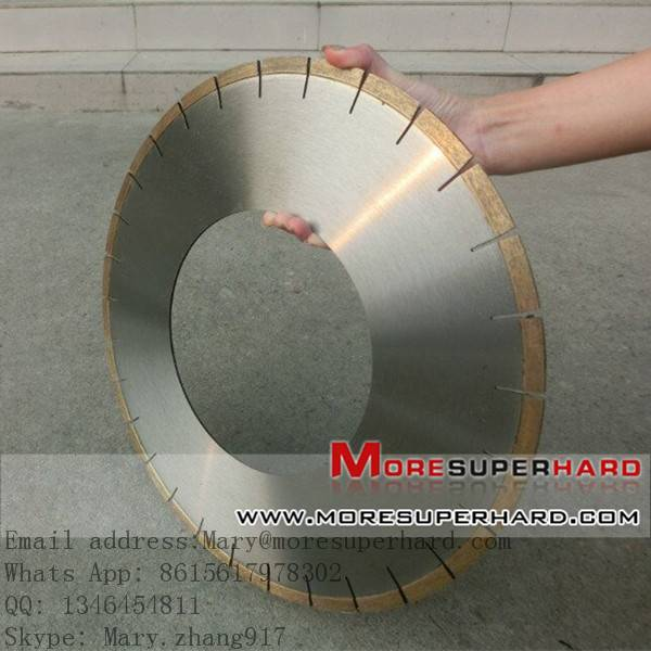 metal bond diamond cutting disc for glass, stone, marble, granite jade and natural gem stone