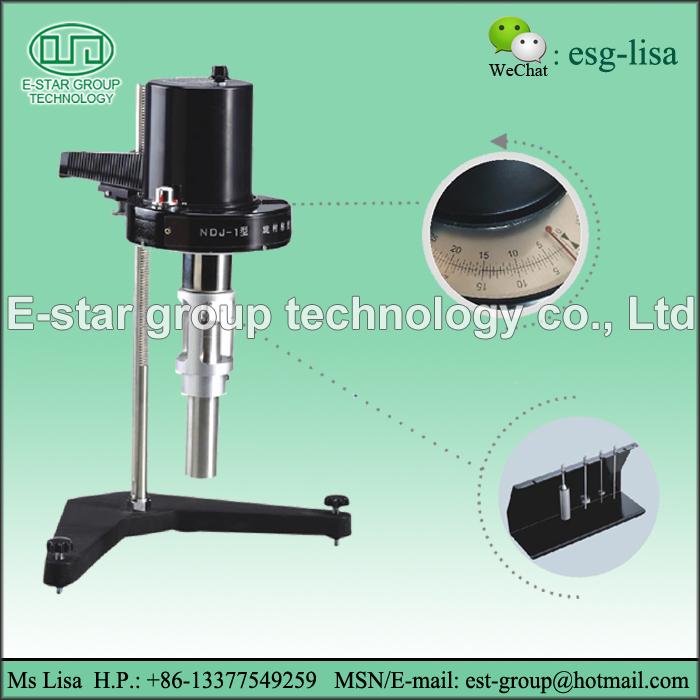 NDJ-1 digital rotary paint viscometer