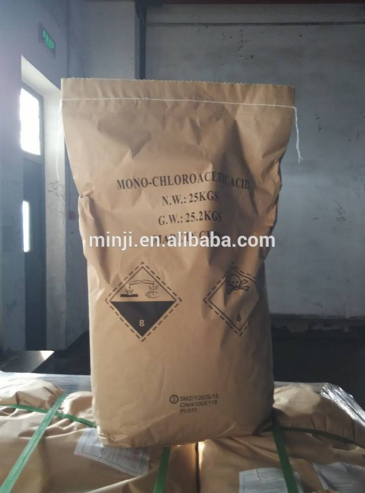 high quality Mono Chloroacetic Acid 99%