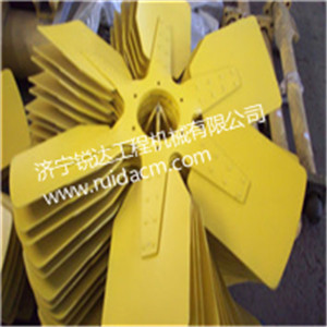 bulldozer parts fan blades