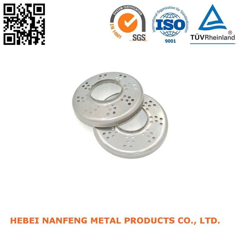 Zinc Coated Steel Sheet Stamping Products