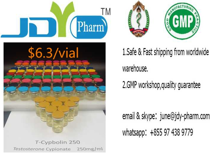 T-Cypbolin 250 INJECTION Testosterone Cypionate