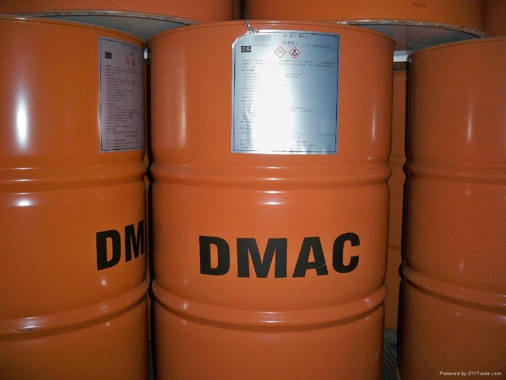 FACTORY SPANDEX raw material N,N-dimethylacetamide/DMAC