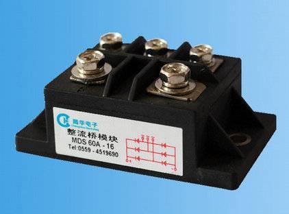 MDS rectifier bridge module