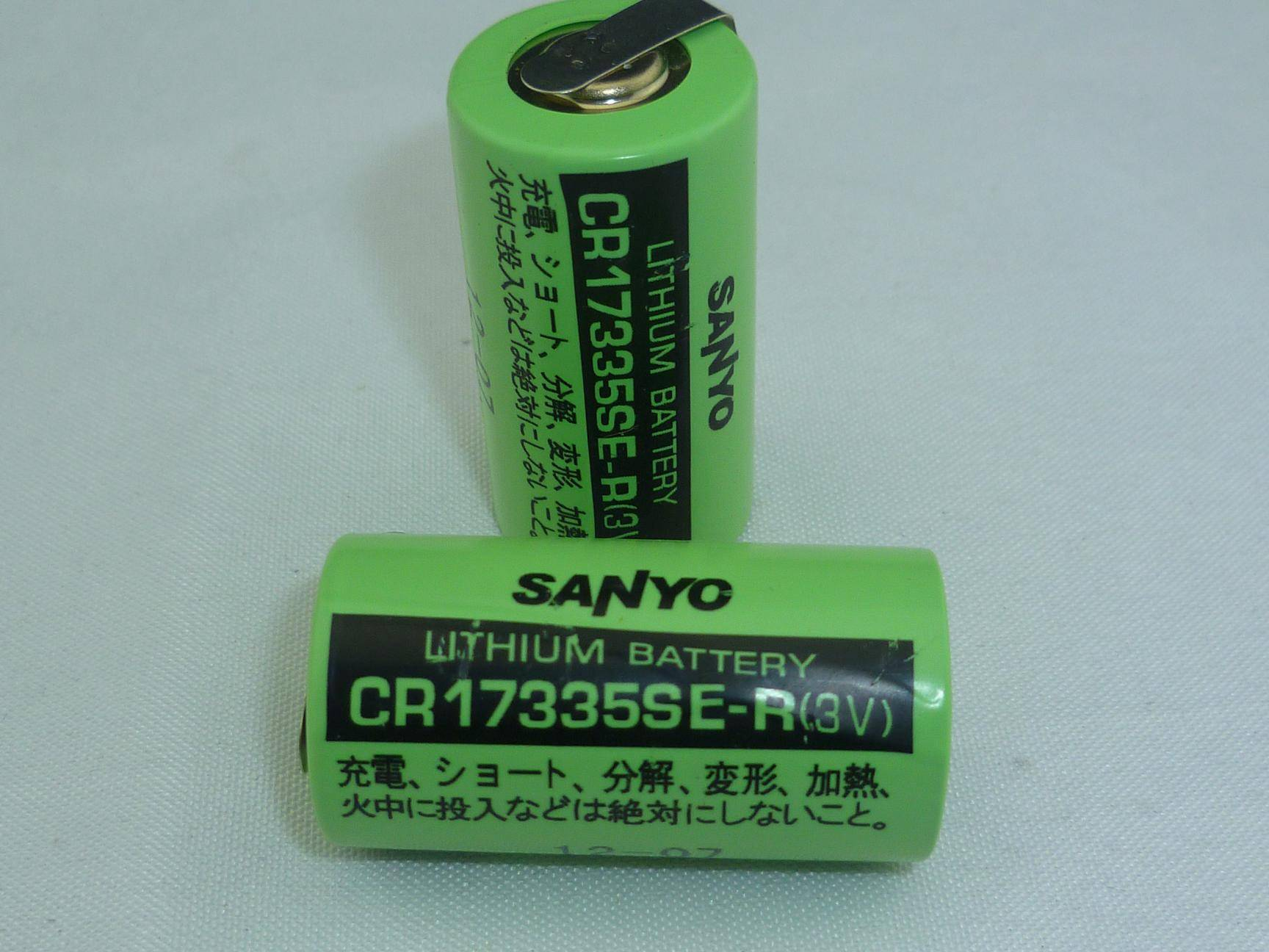 Sanyo CR17335SE-R Battery