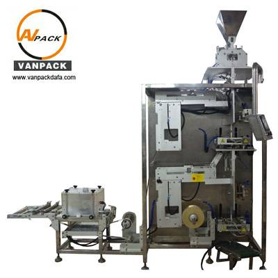Perforated Stick Tea Packing Machine