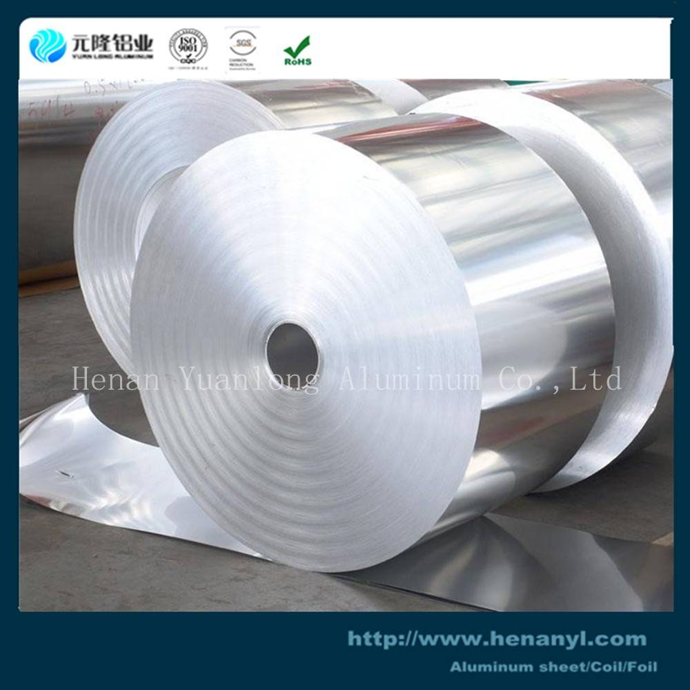 high quality aluminum foil coil alloy manufacture