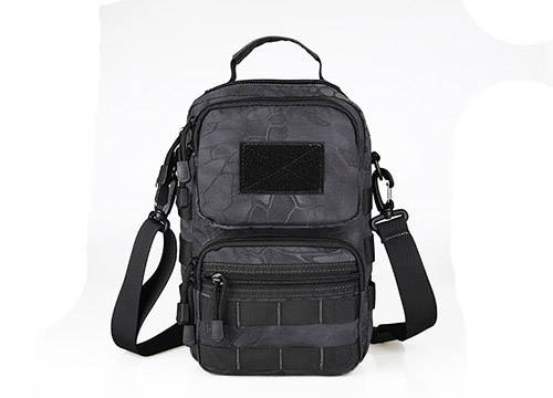 Heavy Duty Tactical One Strap Us Army Backpack
