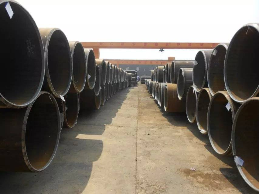 ASTM A53 Gr.B LSAW Welded Pipe