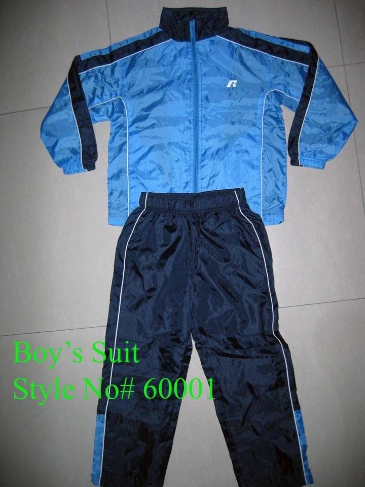 Boy's  suit, Children wear