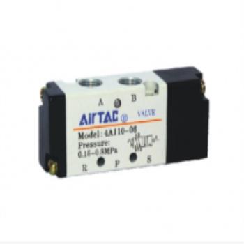 4A100 Series Pveumatic Control Valve