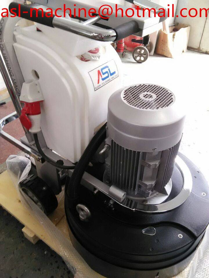 [ASL750-T9] concrete floor grinding and polishing machine