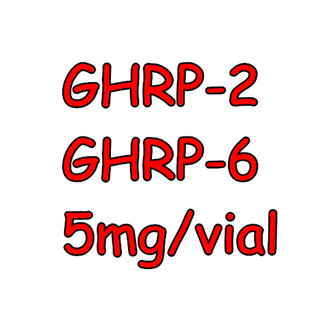 Anabolic peptide GHRP-2 ,Lyophilized peptide powder, 5mg for muscle gain