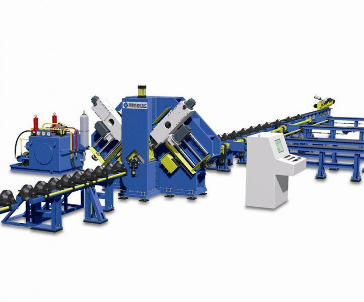 CNC High Speed Angle  Drilling Machine for steel towers