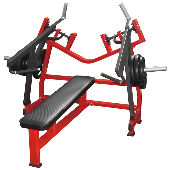 Gym Equipment ISO-Lateral Horizontal Bench Press