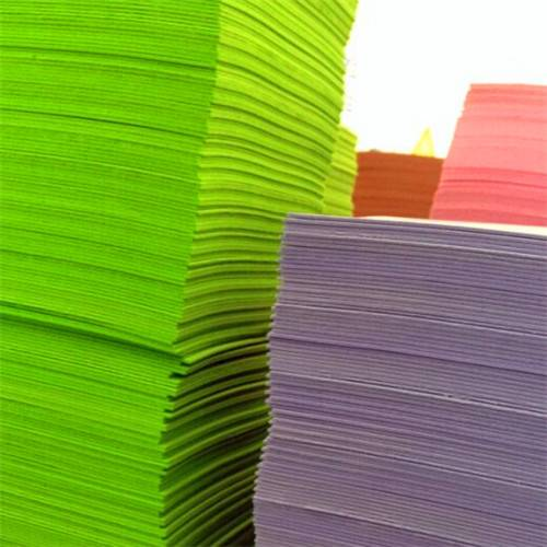 Colorful EVA Foam Sheet for Education Craft