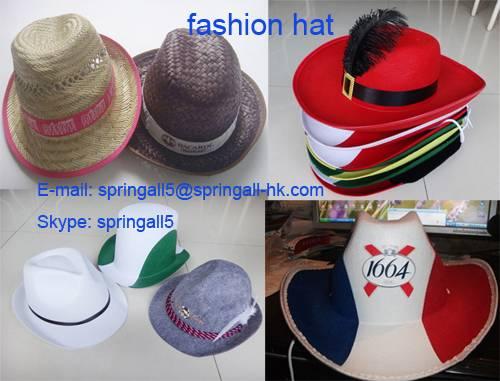 summer hat, fashion hat;