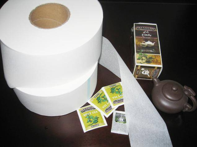 Heat Sealable Teabag Filter Paper