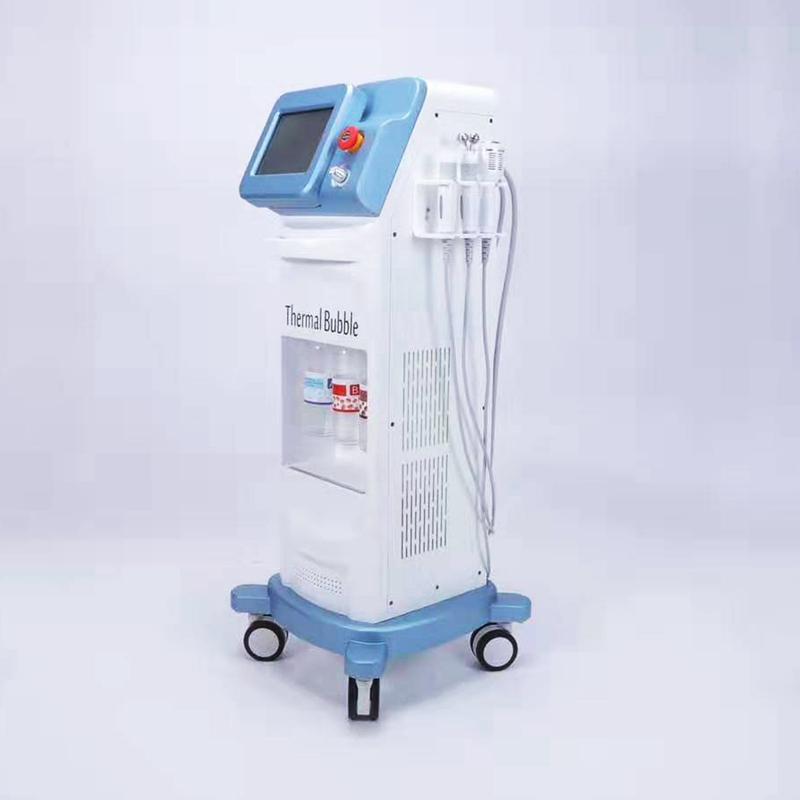 hydrogen facial machine,hydra facial machine,thermal bubble machine