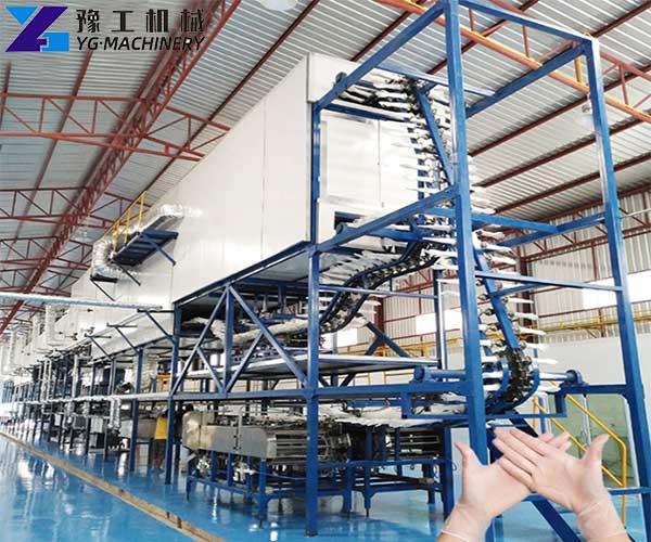 Glove Manufacturing Machine