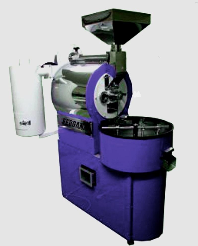 10 kg batch / COFFEE ROASTER - GAS VERSION