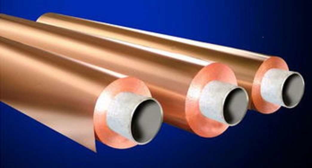 electrolytic copper foil 105micron1290millimeter(width200-1290) for CCL PCB
