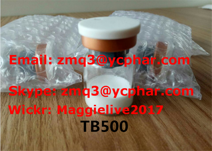TB-500 Human Growth Peptides Injection TB500 2mg / vial Naturally Occurring Peptide Thymosin