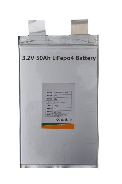 Lithium Ion Battery 11190316-50AH , Lithium Iron Phosphate (LiFePO4) Battery For Back-up Power